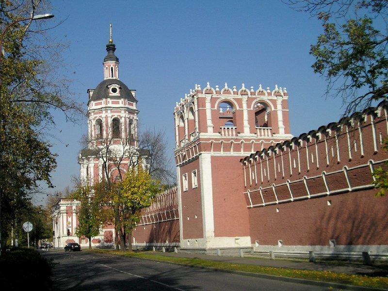 Донской монастырь 1591 г