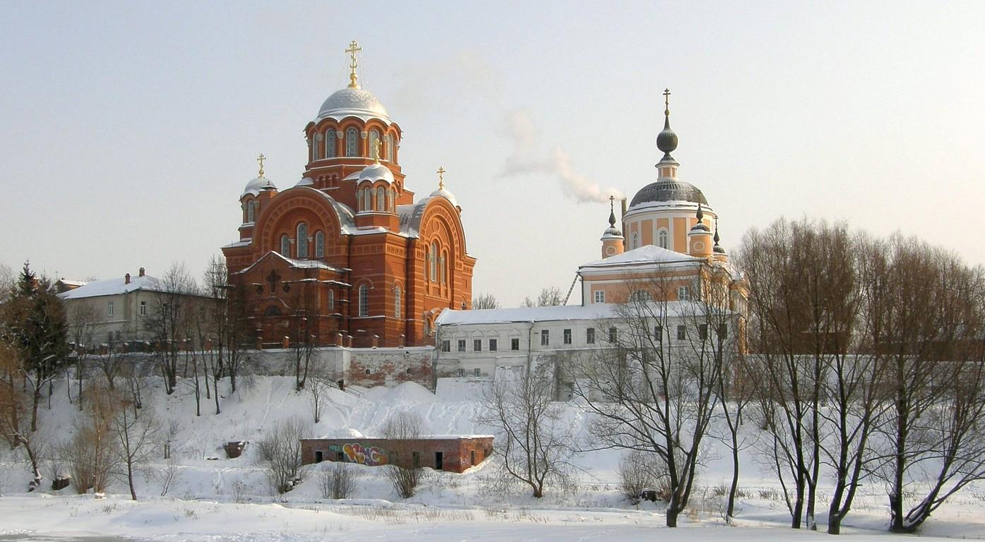 Хотьково Покровский монастырь
